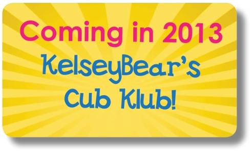 KelseyBear's Cub Klub